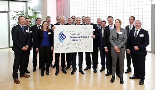 Neues business energieeffizienz netzwerk in hessen for Business netzwerk